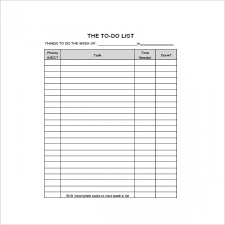 printable task lists to do list download task list templates