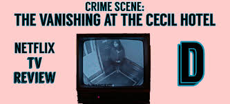 The vanishing at the cecil hotel will be released on feb. 4cq0oyfqidny M