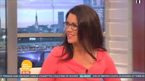 Susanna Reid\u0027s dress splits open live on Good Morning Britain ...