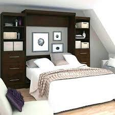queen size headboard with storage bedroom wall unit platform bed siz