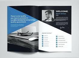 Best Brochure Templates Brochure Folding Template Metabots Co
