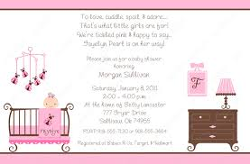 Girl baby shower invitations to inspire you how to make the baby shower  invitation look delightful 16