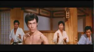Fist of fury fight