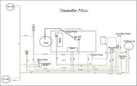 wiring diagram chinese 150cc atv wiring diagram taotao electric taotao 49cc scooter wiring diagram at Tao Tao 50cc Scooter Wiring Diagram