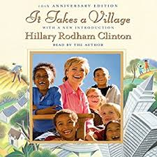 Image result for hillary reads a kids book