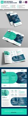 best ideas about marketing proposal layout pro business tri fold brochure template indesign indd