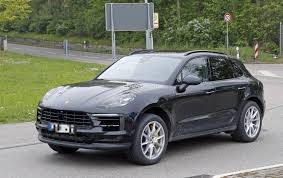 2018 porsche electric. contemporary electric 2019 porsche macan facelift prototype and 2018 porsche electric