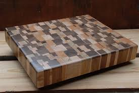 Cutting Board Patterns Fascinating EndGrainCuttingBoardPatterns End Grain Cutting Board 4848