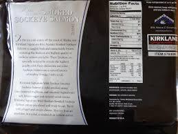 kirkland signature smoked salmon costco