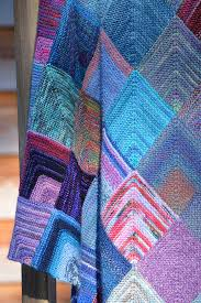 How to Knit a Mitred Square Blanket - Knitting Squirrel & Mitred Squares Blanket Pt3 5 Adamdwight.com