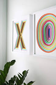 easy wall art ideas