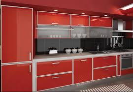 cabinet and lighting. Aluminium Kitchen Cabinet With Extreme Doors And Lighting Design White Furniture .