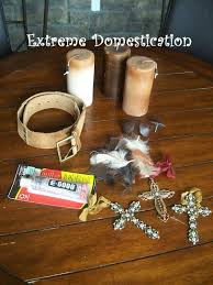 extreme domestication home decor candles