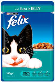 Amazon.com: Felix Tuna As Good As It Looks Cat Food 20 x 100g: Garden &  Outdoor