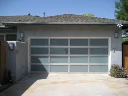 301 aluminum glass garage door