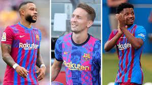 """Lionel Messi und """"MSN"""" weg: So sieht die Barca-Offensive aus"""