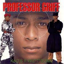Professor Griff interviews, articles and reviews from Rock's Backpages