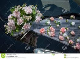 Wedding Car Decorate Wedding Car Decoration Stock Images Image 32120634