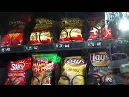 Cheeseburger Vending Machine Custom Crane National Vendors 48 Snack Vending Machine At UCI Parking