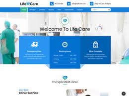 Free Health Or Healthcare Website Templates 55 Free Css