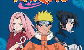 🦊 Liste des épisodes de Naruto (à jour)