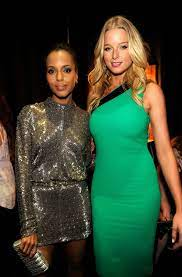 Kerry Washington and actress Rachel ...
