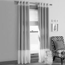 curtains beautiful white curtains decorating cool window