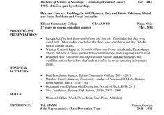 College athlete Resume Example Editable