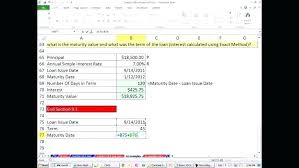 Excel Amortization Sample Loan Schedule With Interest Only Period ...