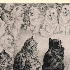 <b>Cute Cats</b> and Psychedelia: The Tragic Life of Louis Wain ...