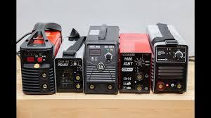 Тест <b>сварочных</b> аппаратов ММА на 160 А - YouTube