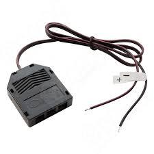 <b>Разветвитель на 3</b> розетки, провода, 500 мм, 12V DIS-LED-WR-3 ...