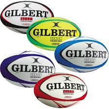 Gilbert Rugby Size Chart 20 X Gilbert Zenon Training Rugby Balls