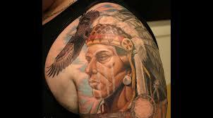 обереги тату славянские тибетские и индейские