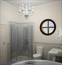 harmonious simple small bathroom having unusual