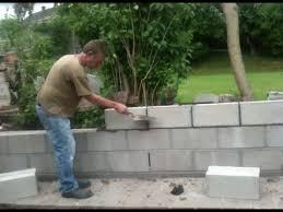 how to build a retaining wall garden