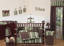 sweet jojo designs ethan crib bedding