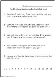 math problem worksheets – streamclean.info