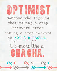 Image result for optimist