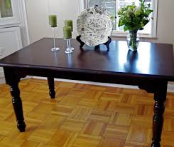 Refinishing A Dining Room Table Little And Lovely Diy Refinishing The Dining Room Table