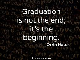 Quotes About High School Gorgeous 48 Inspirational Graduation Quotes For High School And College With