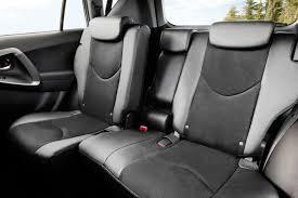 2016 toyota rav4 back seats