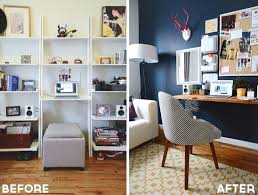 home office decorating ideas nyc. Apartment Bedroom A Tour Of My Nyc Desks Hipster Sg At Home Office Makeover Gt Style Decor Decorating Ideas