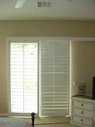 window treatment for sliding glass door kitchen patio door window treatments sliding glass shutters hunter window