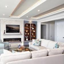 Gray Coastal Living Space Photos | HGTV