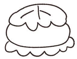 柏餅のイラストこどもの日 ゆるかわいい無料イラスト素材集