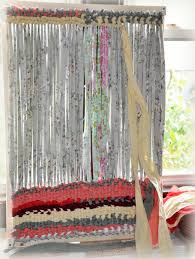 make rag rug loom