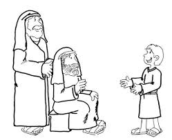 Small Picture Jesus finding in the temple coloring pages BIble Jesus Birth