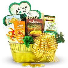 st patrick s day gift basket