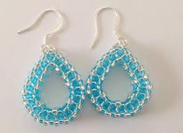 Beaded Earring Patterns For Beginners Interesting Decoration